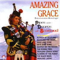 Caledonian Heritage Pipes and Drums - Amazing Grace
