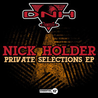 Nick Holder - Private Selections EP