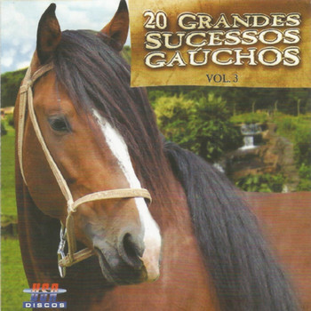 Various Artists - 20 Grandes Sucessos Gaúchos, Vol. 3