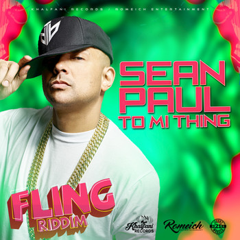 Sean Paul - To Mi Thing