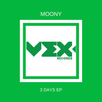 Moony - 3 Days EP