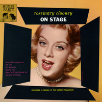 Rosemary Clooney - On Stage - EP