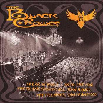 The Black Crowes - Freak 'N' Roll...Into the Fog: The Black Crowes All Join Hands (The Fillmore, San Francisco)