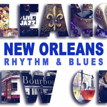 Various Artists - New Orleans Rhythm & Blues