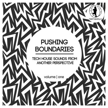 Various Artists - Pushing Boundaries, Vol. 1 - The Groovy Tech-House Experience (Explicit)