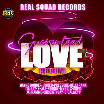 Wayne Wonder - Guaranteed Love Riddim