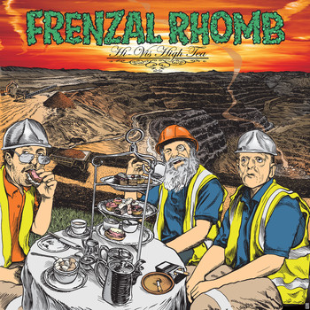 Frenzal Rhomb - Cunt Act (Explicit)