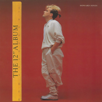 "Howard Jones - The 12"" Album"