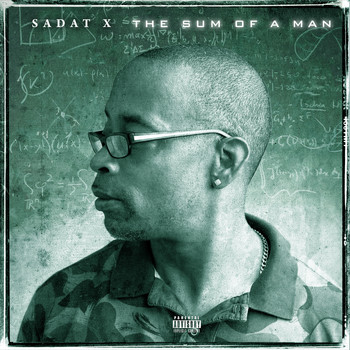 Sadat X - The Sum of a Man (Explicit)