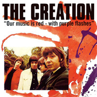 The Creation - Our Music Is Red - With Purple Flashes (Deluxe)