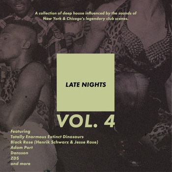 Various Artists - Late Nights, Vol. 4
