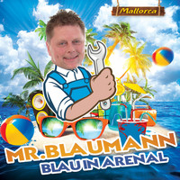 Mr. Blaumann - Blau in Arenal