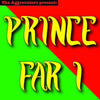 Prince Far I - The Aggrovators Present Prince Far I