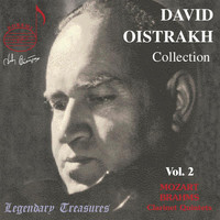 David Oistrakh - Oistrakh Collection, Vol. 2: Clarinet Quintets