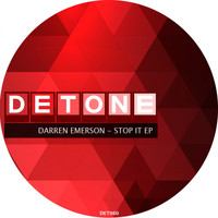Darren Emerson - Stop It EP
