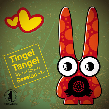 Various Artists - Tingel Tangel, Vol.1 - Tech House Session