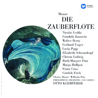 Otto Klemperer - Mozart: Die Zauberflöte (The Magic Flute)