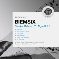 Biemsix - Stories Related To Myself EP