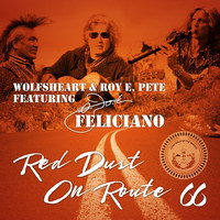 Wolfsheart - Red Dust on Route 66 (feat. Roy E. Pete)