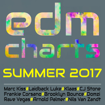 Various Artists - EDM Charts - Summer 2017