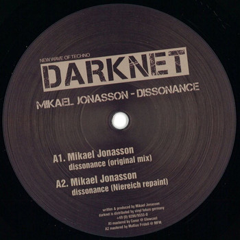 Mikael Jonasson - Dissonance
