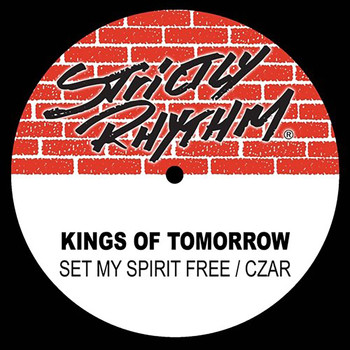 Kings of Tomorrow - Set My Spirit Free (feat. Sandy Rivera)