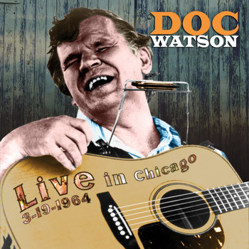 Doc Watson - Live at Purdue University