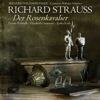 Berliner Philharmoniker - Richard Strauss: Der Rosenkavalier (Excerpts)