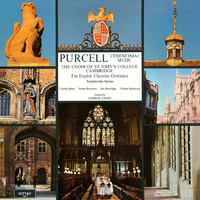 Choir Of St. John's College, Cambridge / George Guest - Purcell: Music for the Chapel Royal
