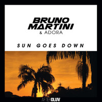 Bruno Martini - Sun Goes Down