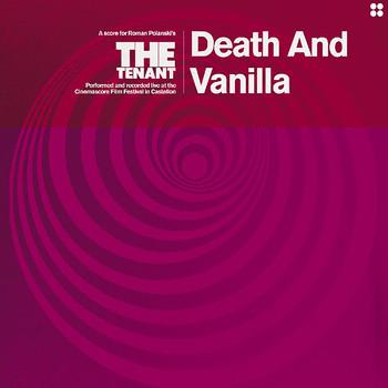 Cover DEATH AND VANILLA  - Dioz Delirium
