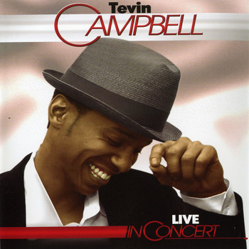 Tevin Campbell - Live in Concert