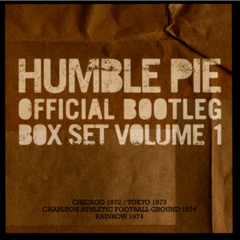 Humble Pie - Official Bootleg: Box Set Vol. 1