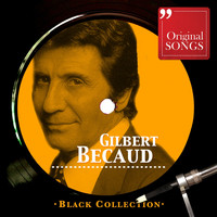 Gilbert Bécaud - Black Collection Gilbert Bécaud