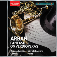 Angelo Cavallo - Arban: 14 Fantasias on Verdi Operas