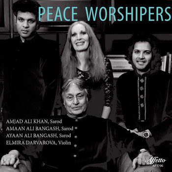 Amjad Ali Khan - Peace Worshipers