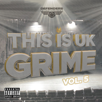 Various Artists - This is UK Grime Vol.5 (Explicit)