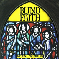 Blind Faith - London Hyde Park (1969)