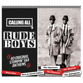 Various Artists - Calling All Rudeboys