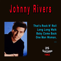 Johnny Rivers - Johnny Rivers (25 Success) (1962)