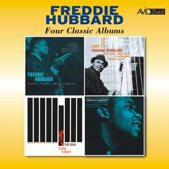 Freddie Hubbard - Four Classic Albums (Open Sesame / Goin' Up / Hub-Tones / Ready for Freddie) [Remastered]