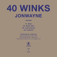 Jonwayne - 40 Winks (Explicit)