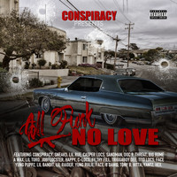 Conspiracy - All Funk No Love (Explicit)