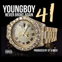 Youngboy Never Broke Again - 41 (Explicit)