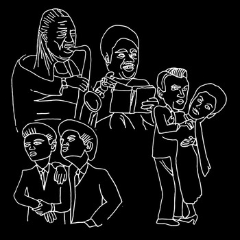 Romare - Come Close To Me
