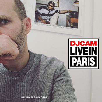 Dj Cam - Live in Paris