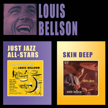 Louis Bellson - The Just All-Stars + Skin Deep (Bonus Track Version)
