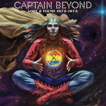 Captain Beyond - Lost & Found 1972-1973