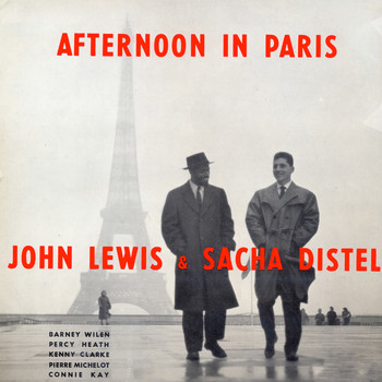 John Lewis and Sacha Distel - Afternoon in Paris