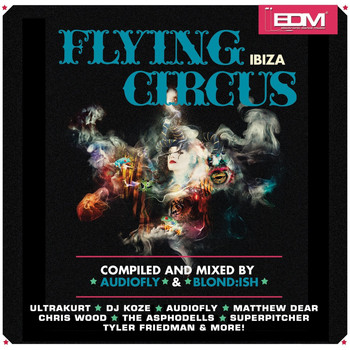 Various Artists - Flying Circus Ibiza